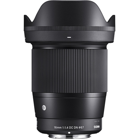 Sigma 16mm F1.4 DC DN Contemporary for Sony E
