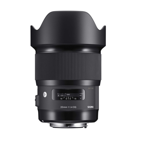 Sigma 20mm f/1.4 DG HSM Art for Canon