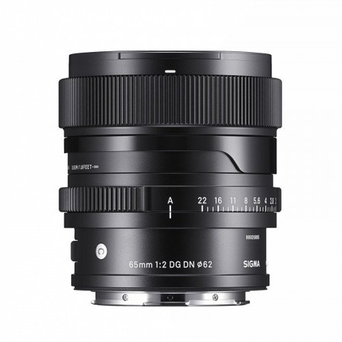 Ống kính Sigma 65mm f/2 DG DN Contemporary for Sony E