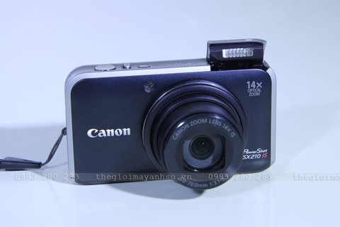Canon SX210is