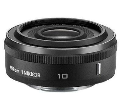 Nikon 1 NIKKOR 10mm f/2.8 (Black)