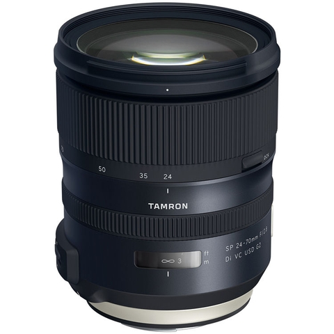 Tamron 24-70mm f/2.8 Di VC USD G2 for Canon EF