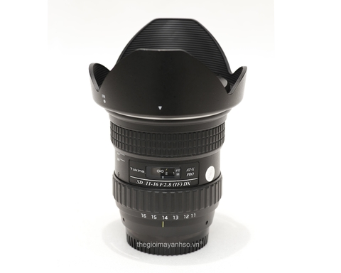 Tokina AT-X 11-16mm f/2.8 IF DX for Nikon