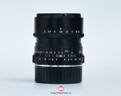 Voigtlander 28mm F2 Ultron for Leica M