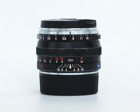 Zeiss 50mm f/1.5 ZM C Sonnar T* (Black)
