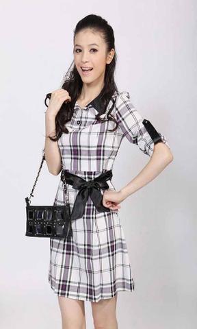 Thời trang nữ: Những mẫu đầm công sở caro mới nhất và những lưu ý khi phối đồ Kieu-ky-dam-ke-caro-cong-so-17