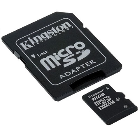 Thẻ nhớ  Kingston 32GB  C10