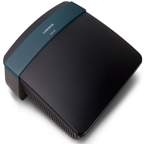 Bộ Phát  WIFI Linksys Router EA2700