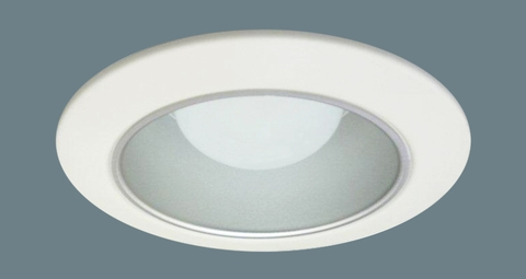 Đèn LED Downlight Panasonic 6,9W - Ø100 mm - Choá bạc bóng - NNP71222 / NNP71223