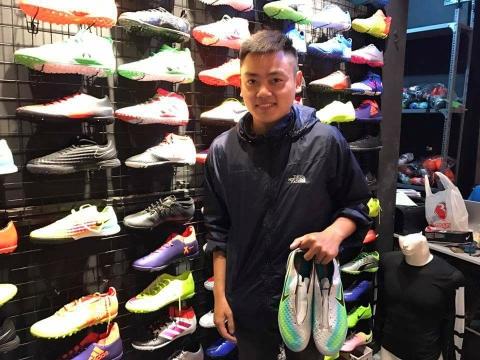Beck Short - địa chỉ mua giày đá bóng sân cỏ nhân tạo nike giá rẻ, chất lượng