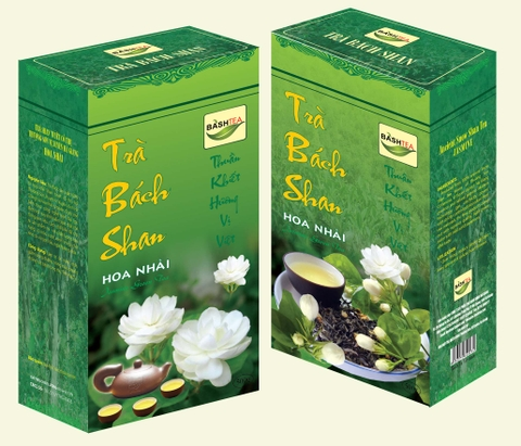 Duplex Paper - Tea Box