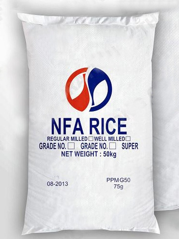 PP Case Rice - Food
