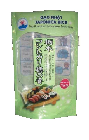 Bag of rice 1kg, 5kg