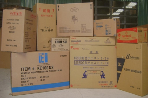 Containers - Cardboard Carton