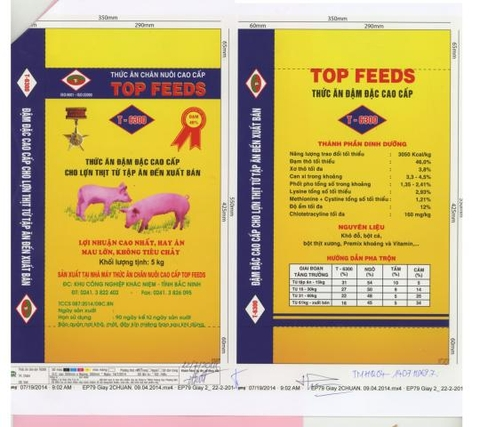 Packaging Agrochem and Veterinary