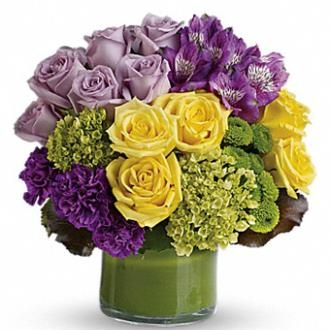 Simply Splendid Bouquet - CF104