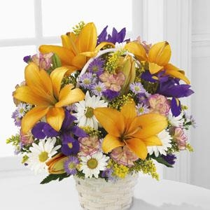The FTD® Natural Wonders™ Bouquet - CF117