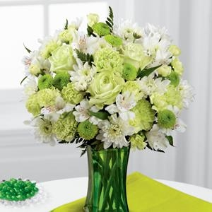The FTD® Lime-Licious™ Bouquet - CF109