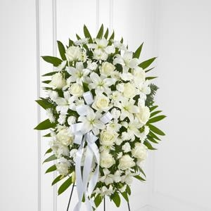 The FTD® Exquisite Tribute Standing Spray - CF134