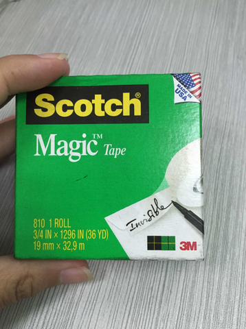 Băng dính 3M Scotch Tape