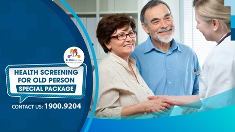HEALTH SCREENING FOR THE AGED SPECIAL PACKAGE | GS-12 | GS-13