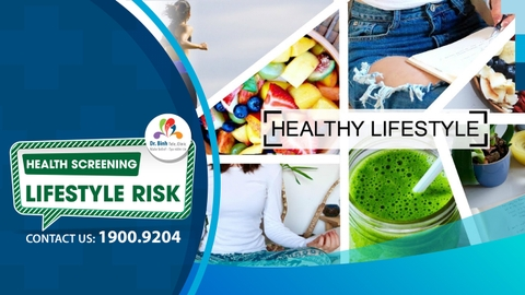 HEALTH SCREENING LIFESTYLE RISK PACKAGE | GS - 06