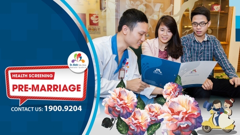 HEALTH SCREENING PRE-MARRIAGE PACKAGE | GS-09