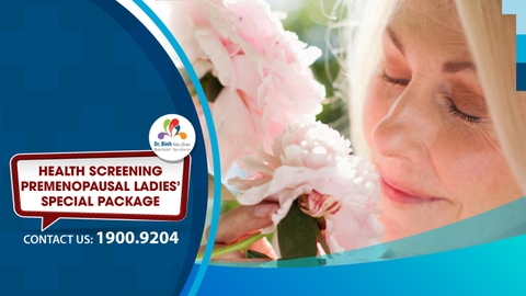 HEALTH SCREENING PREMENOPAUSAL LADIES' SPECIAL PACKAGE | GS-11