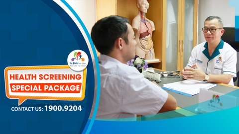 HEALTH SCREENING SPECIAL PACKAGE<br>GS-04 | GS-05