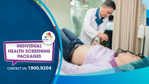 INDIVIDUAL HEALTH SCREENING PACKAGES<br>GS-01 | GS-02 | GS-03