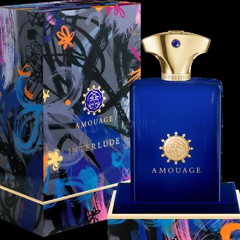AMOUAGE INTERLUDE MAN