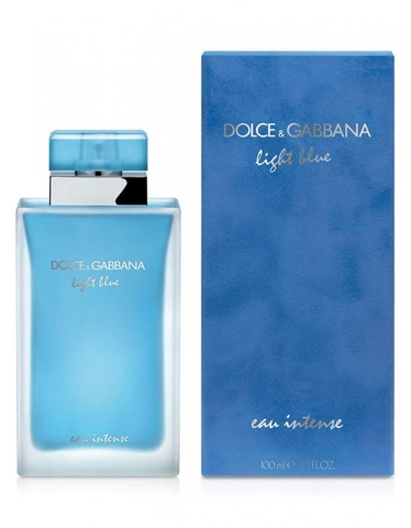 DOLCE LIGHT BLUE EAU INTENSE FOR WOMEN