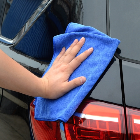 Khăn lau ô tô nên sử dụng loại khăn nào cho đúng Khăn bông Nữ thần MUSES