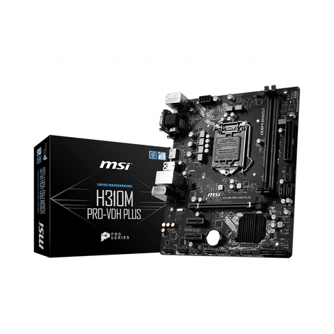 Mainboard MSI H310 Pro-VDH Plus (Socket 1151)