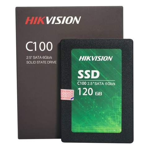 SSD HIKVISION C100 120G