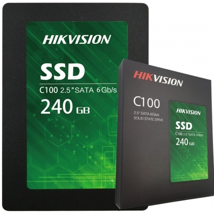 SSD HIKVISION C100 240G