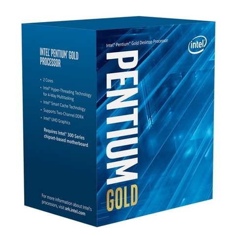 CPU Intel G5400 (3.7 Ghz, 4MB cache, 58W) - Socket LGA1151-v2