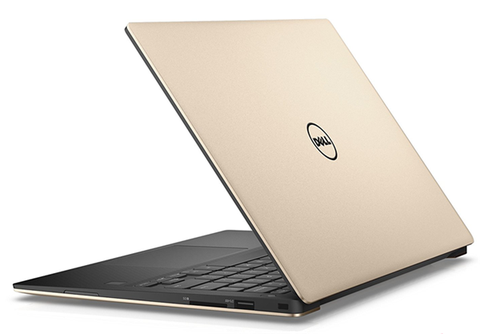 DELL XPS 9360 (Core i7-7500U, Ram 8G, SSD 512G, 13.3 inch FHD)