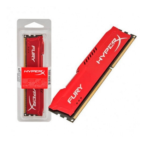 Ram PC Kingston HyperX Fury 8G DDR3 1600MHz
