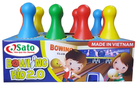 Copy of Bowling kid 203