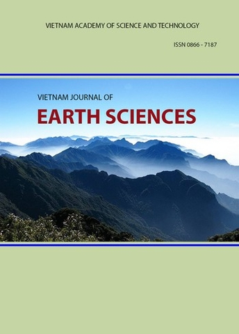 Vietnam Journal of Earth Science  (Khoa học Trái đất)