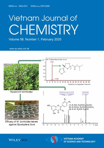 Vietnam Journal of Chemistry  (Hóa học)