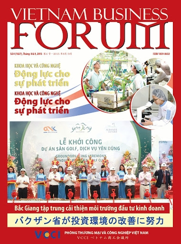 Vietnam Business  Forum -Series E