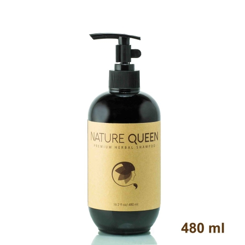 Dầu gội Nature Queen Premium herbal shampoo (480ml)
