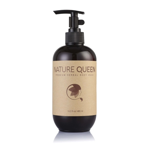 Sữa tắm thảo dược Nature Queen - Premium herbal body wash (480ml)