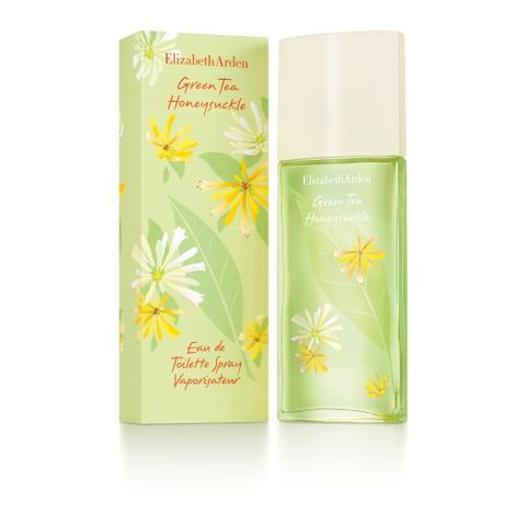 HONEYSUCKLE GREEN TEA E.A 100ml