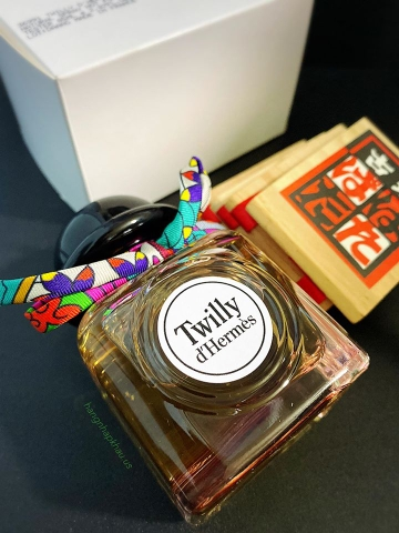 Twilly d'Hermès EDP 85ml TESTER - MADE IN FRANCE.