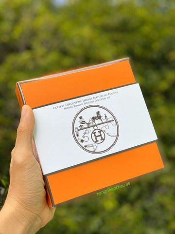 Gift Set Hermes Deluxe Replica Coffret - MADE IN FRANCE.