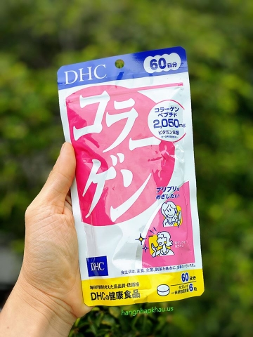 Collagen DHC 60 NGÀY - MADE IN JAPAN