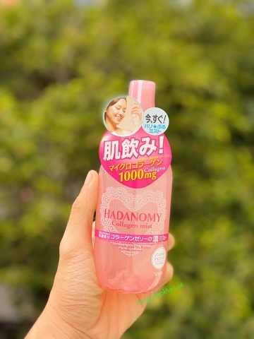 Xịt khoáng Hadanomy 250ml - MADE IN JAPAN
